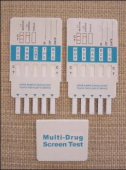 5 panel drug tests