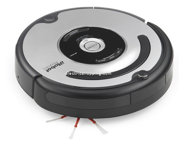 High Quality The I Robot Vacuum Cleaner Is A Small Robot Like Device Thatu0027s Designed To  Clean Your Floor All By Itself. All You Have To Do Is To Press A Button On  It, ...